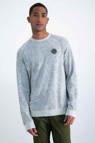 Garcia Sweater »N01262 - 1464-milk melee« mit regulärer Passform