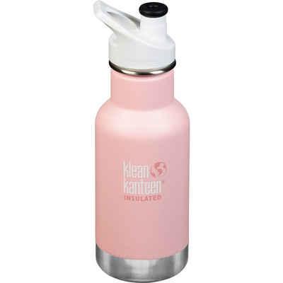 Klean Kanteen Isolierflasche »Vakuum Edelstahl-Isolierflasche KID CLASSIC mit«