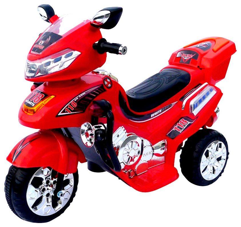 actionbikes motors elektromotorrad »c031« für kinder ab 3