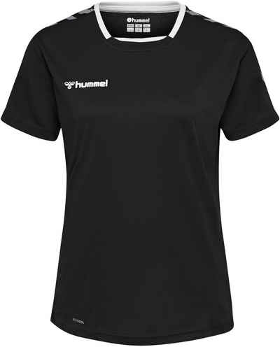 hummel T-Shirt »HML AUTHENTIC POLY JERSEY WOMAN SHORTSLEEVE«