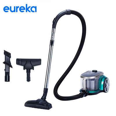 Eureka! Akku-Bodenstaubsauger Eureka Apollo, 21KPa Vakuum, 300W Leistungsstarke Saug-, 2L Staub Box, Unterstützung Saug Einstellung