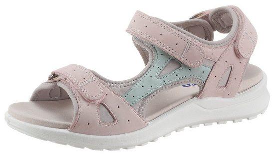 Legero »Siris« Sandale in Pastell-Farben