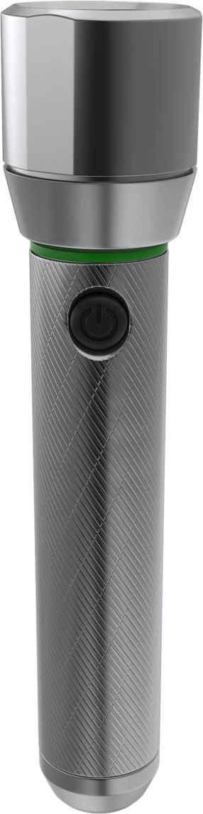 Energizer LED Taschenlampe »Vision HD Metall wiederaufladbar 1000 Lumen«