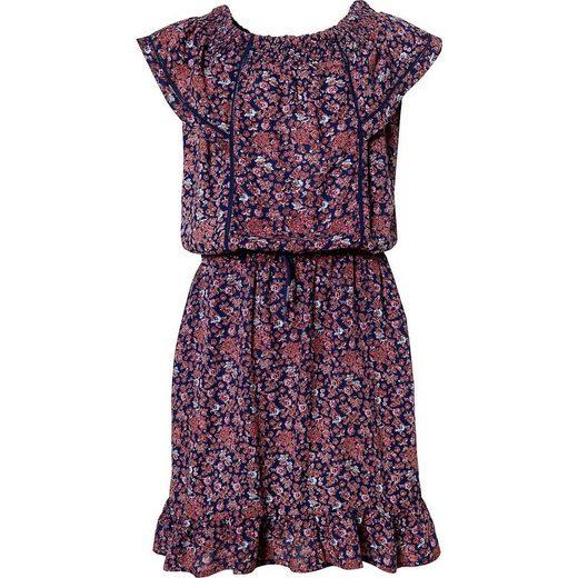 Vingino A-Linien-Kleid »Kinder Kleid Prinza aus Viskose«