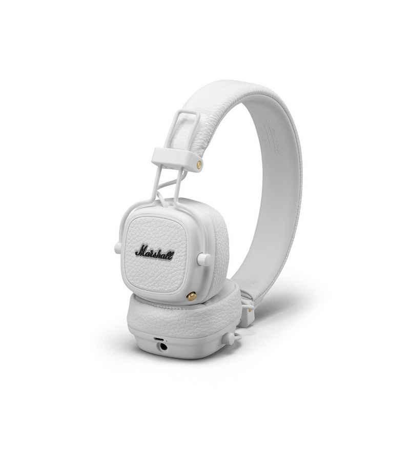 Marshall »Major III« On-Ear-Kopfhörer (Bluetooth aptX, 30 Stunden puren Sound, Bluetooth aptX)