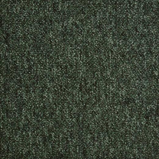 Teppichfliese »Austin«, quadratisch, Höhe 6 mm, grün, selbstliegend