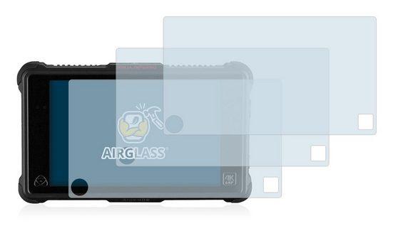 BROTECT Schutzfolie »Panzerglasfolie für Atomos Ninja Inferno«, (3 Stück), Schutzglas Glasfolie klar