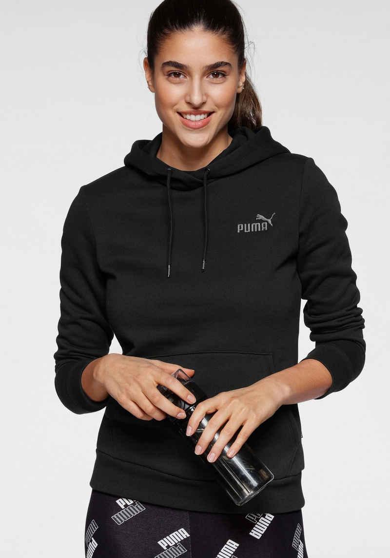 PUMA Kapuzensweatshirt »ESS+ Embroidered Hoodie«
