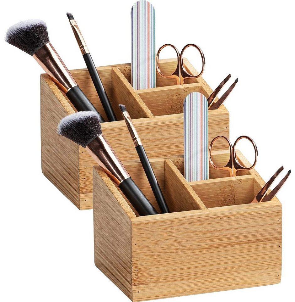 WENKO Aufbewahrungsbox »Terra« Set, 20 Stück, Bad Organizer ...