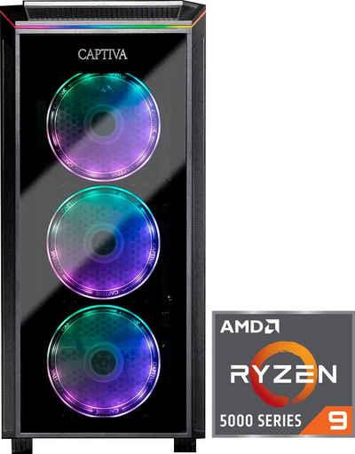 CAPTIVA G29AG 21V1 Gaming-PC (AMD Ryzen 9 5900X, RTX 3090, 32 GB RAM, 2000 GB SSD, Wasserkühlung)