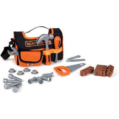 Smoby Werkbank »Black+Decker Werkzeugtasche«