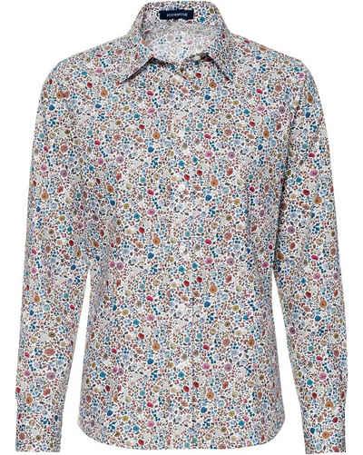 Highmoor Druckbluse »Bluse mit Blumenmuster«
