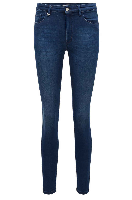 Boss Slim-fit-Jeans »Jeans Skinny Crop«