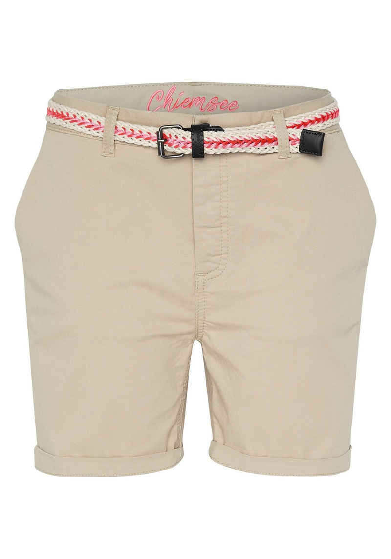 Chiemsee Shorts »zum Krempeln« (1-tlg)
