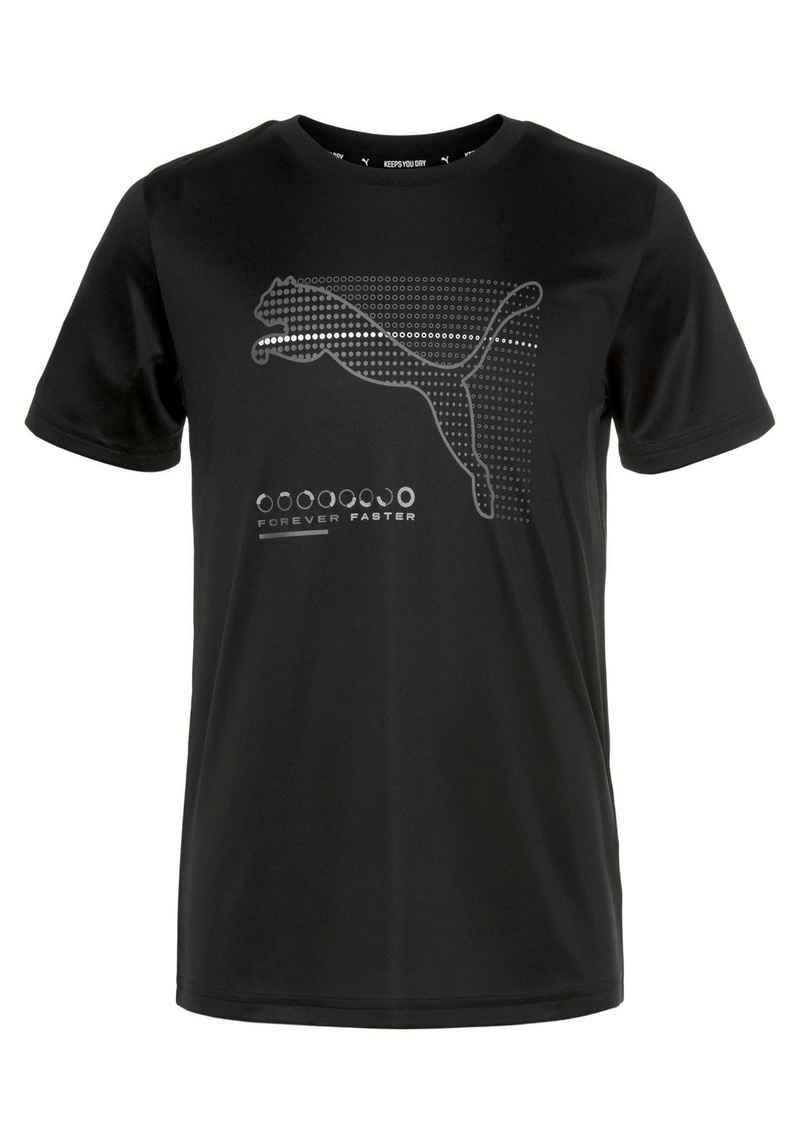 PUMA T-Shirt »Active Sports Poly Tee Boys«