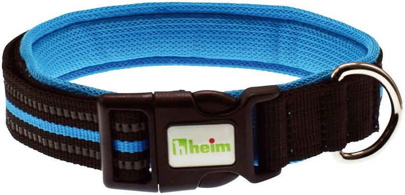 HEIM Hunde-Halsband »Signal«, Polypropylen (PP), reflektierend, Länge: 50 cm