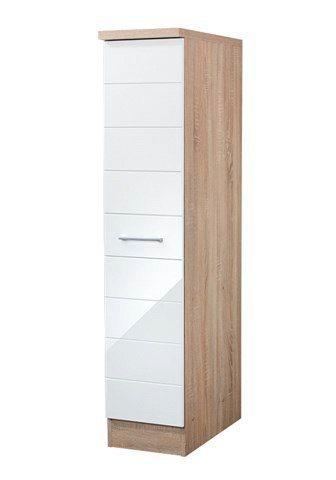 Held Möbel Apothekerschrank Emden, Höhe 146 cm