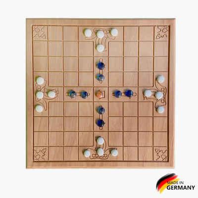 Madera Spielzeuge Spiel, Strategiespiel »Tablut Buchenholz«, ade in Germany