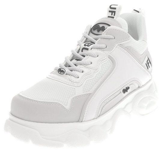 Buffalo »CLOUD CHAI Damen Low-Top Sneaker Weiß« Sneaker