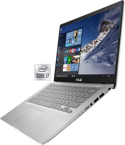 Asus F515JA-EJ723T Notebook (39,6 cm/15,6 Zoll, Intel Core i7, Iris Plus Graphics, 512 GB SSD)