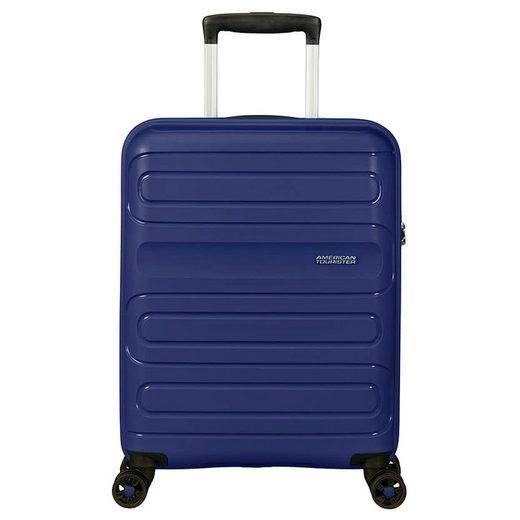 American Tourister® Handgepäck-Trolley »Sunside 4-Rollen-Kabinentrolley S 55 cm«, 4 Rollen Rollen