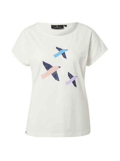 recolution T-Shirt »BIRDS« (1-tlg)