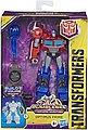 Hasbro Actionfigur »Transformers Cyberverse Deluxe-Klasse - Optimus Prime«, Bild 2