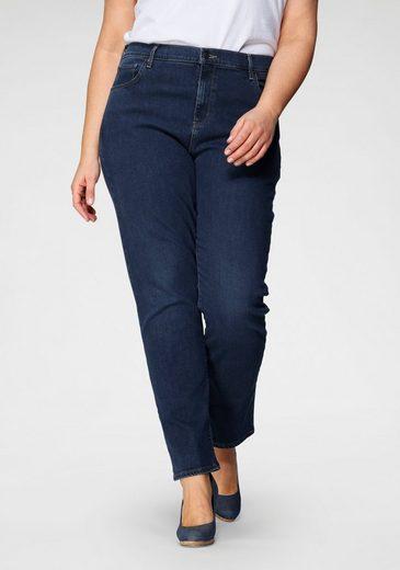 Levi's® Plus Straight-Jeans »724 High Rise Straight« mit hohem Bund
