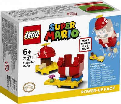 LEGO® Puzzle »LEGO® Super Mario 71371 Propeller-Mario - Anzug«, Puzzleteile