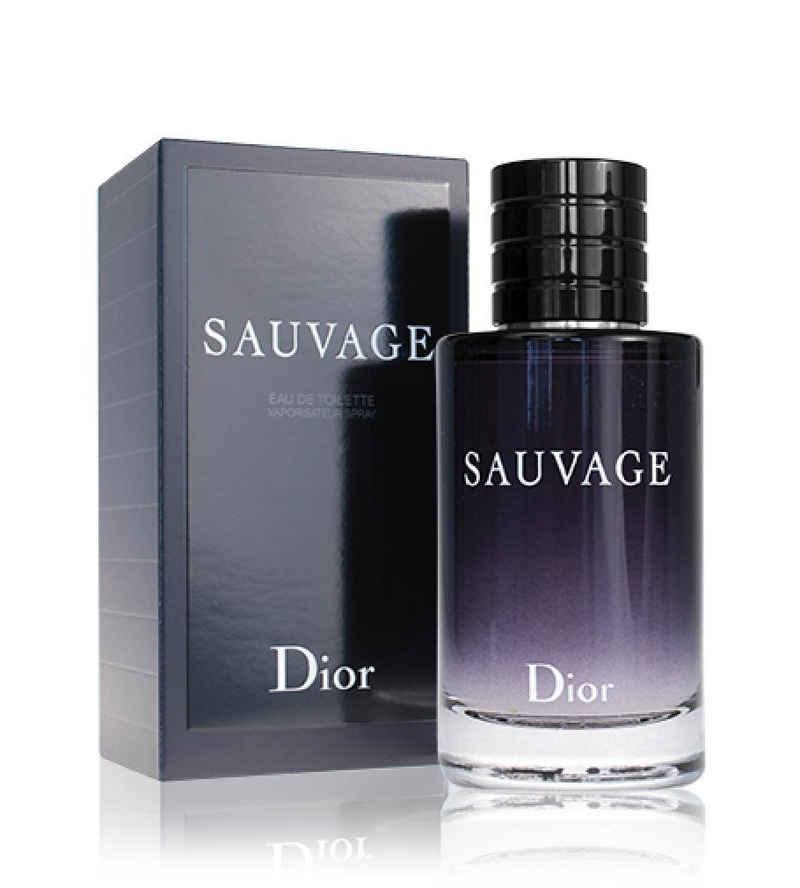 Dior Eau de Toilette »Christian Dior Sauvage Eau de Toilette 60ml Spray«