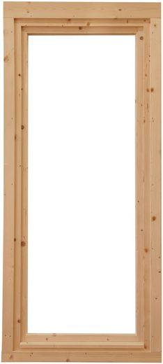 WOLFF FINNHAUS Fenster »Langeoog 58«, BxH: 66x189,5 cm