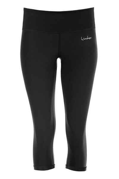 Winshape Leggings »AEL202« Capri-Leggings mit Anti-Rutsch-Effekt