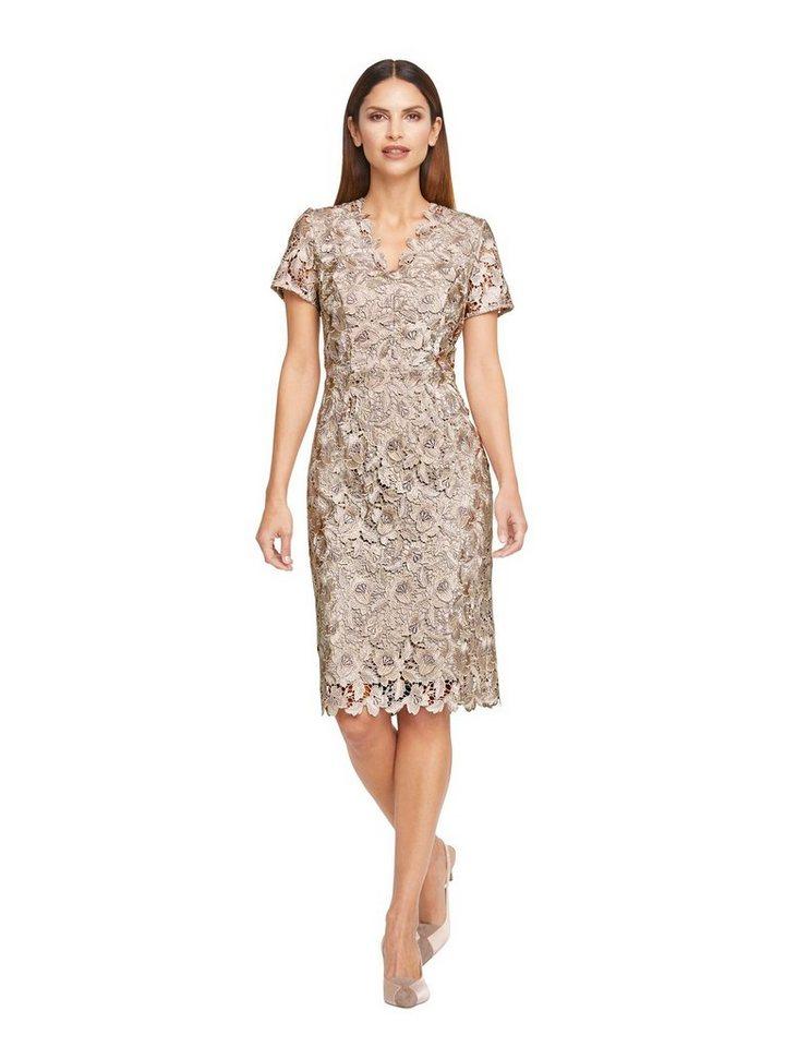 Festtagsmode - ASHLEY BROOKE by Heine Spitzenkleid »Spitzen Kleid« ›  - Onlineshop OTTO