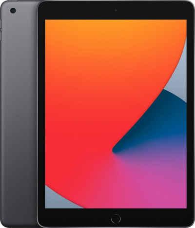 """Apple iPad Wi-Fi 32GB Tablet (10,2"""", 32 GB, iPadOS, inkl. Ladegerät)"""