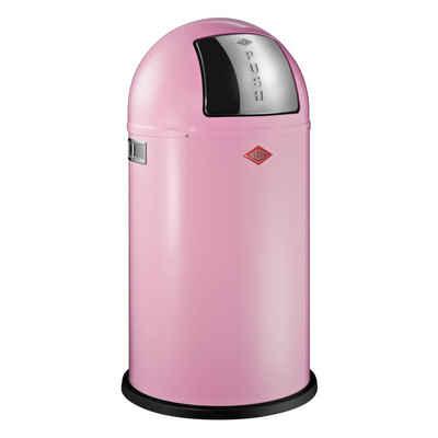 WESCO Mülleimer »Pushboy Rosa / Pink 50 L«