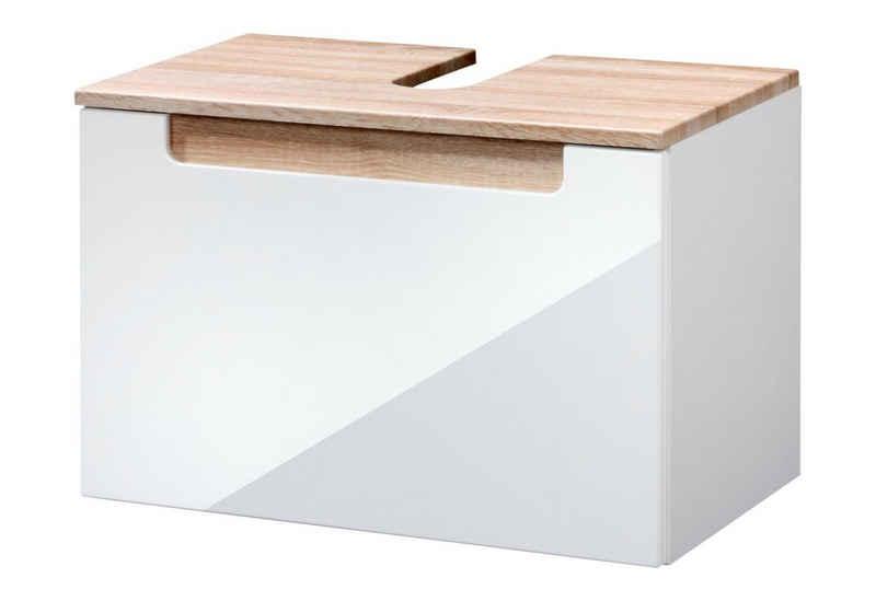 HELD MÖBEL Waschbeckenunterschrank »Siena« Badmöbel, Breite 60 cm