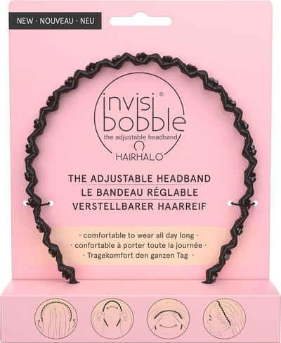 invisibobble Haarreif »Hairhalo True Dark Sparkle«, verstellbar