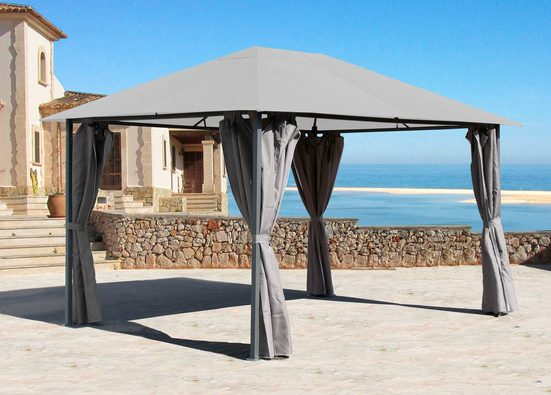 QUICK STAR Seitenteile für Pavillon »Nizza«, für 300x400 cm, 4 Stk.