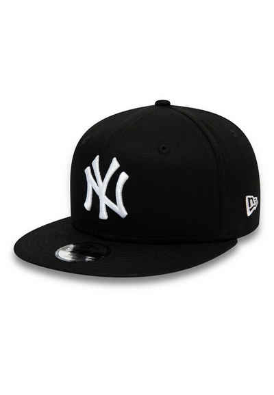 New Era Snapback Cap »New Era Essential 9Fifty Kinder Snapback Cap NY YANKEES Schwarz Weiß«