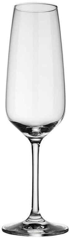 vivo Villeroy & Boch Group Sektglas »Voice Basic«, Kristallglas, 283 ml, 4-teilig
