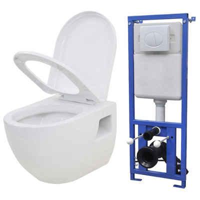 vidaXL Soft-Toilettensitzerhöhung