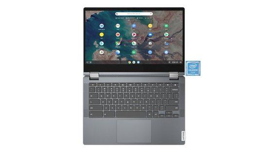 Lenovo IdeaPad Flex 5 CB 13IML05 Convertible Notebook (33,7 cm/13,3 Zoll, Intel Celeron, UHD Graphics, 0 GB SSD)