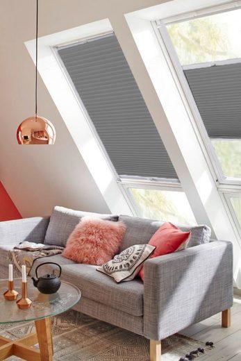 Dachfensterplissee »StartUp Style Honeycomb VD«, sunlines, abdunkelnd, verspannt, mit Führungsschienen