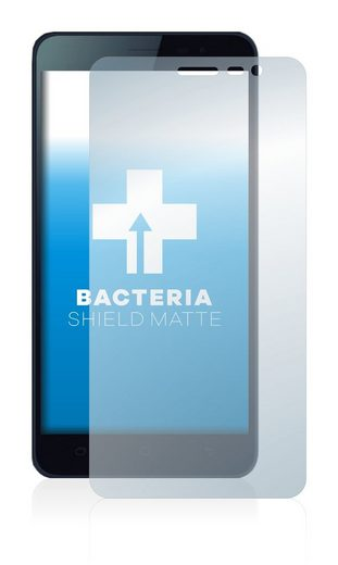 upscreen Schutzfolie »für Hisense F20«, Folie Schutzfolie matt entspiegelt antibakteriell