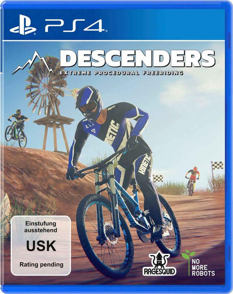 Descenders PlayStation 4