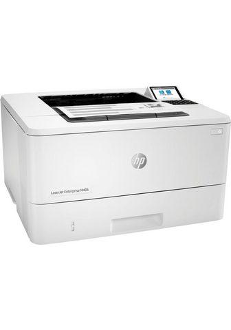 HP LaserJet Enterprise M406dn Laserdrucke...