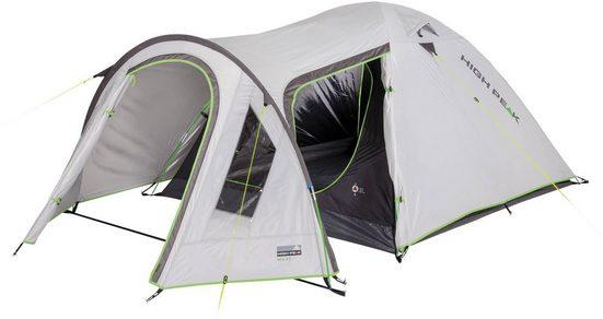 High Peak Kuppelzelt »Zelt Kira 4.0«, Personen: 4 (mit Transporttasche)
