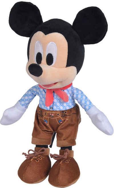 SIMBA Kuscheltier »Disney, Lederhosen Mickey, 25 cm«