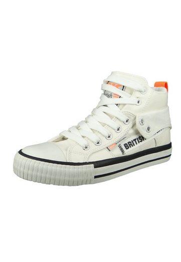 British Knights »B46-3707-04 Roco TAG White Neon Orange« Sneaker