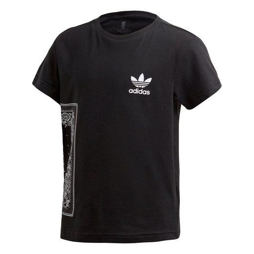 adidas Originals T-Shirt »Bandana T-Shirt« adicolor